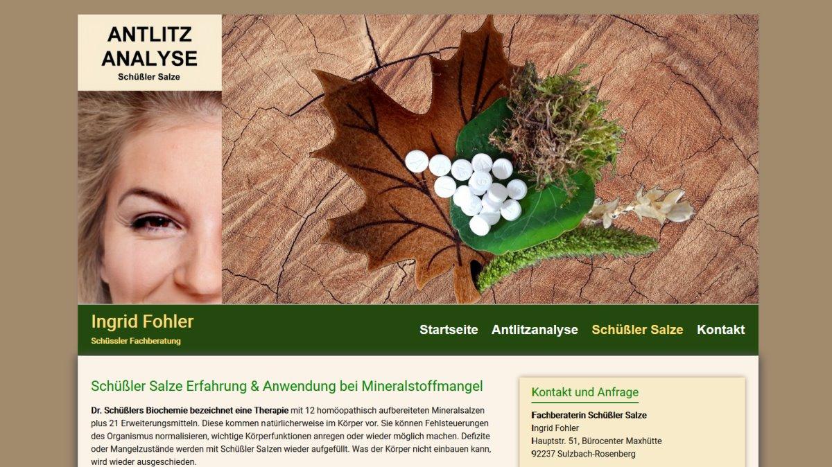 amberg-firmenwebseite-beratung-schüssler-salze-antlitzanalyse