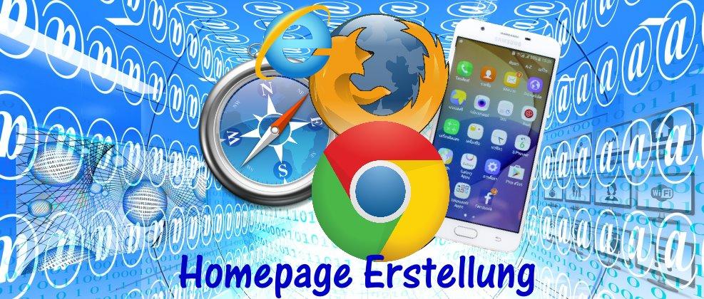 Homepage Erstellung in Passau Webdesign und Werbeagentur