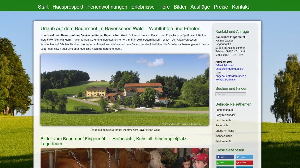 bauernhof-oberpfalz-homepage-erstellung-falkenstein-webdesign