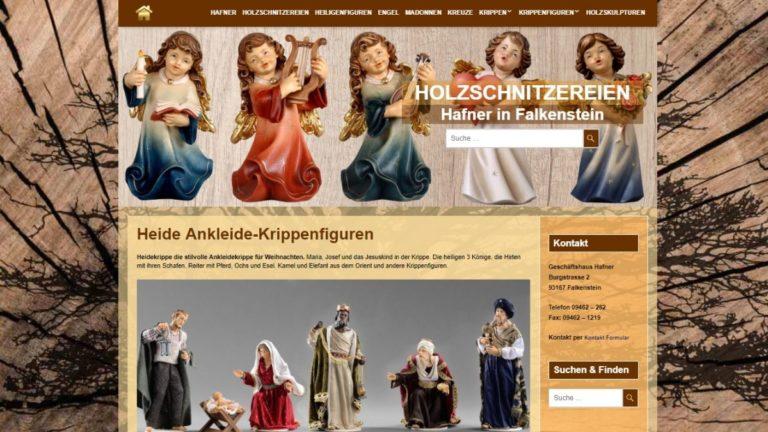 homepage-erstellung-holzschnitzereien-niederbayern-krippenfiguren-oberpfalz