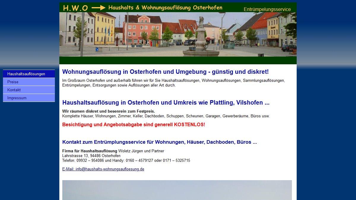 webdesign-haushaltsauflösung-niederbayern-entrümpelungsservice-wohnungsauflösung