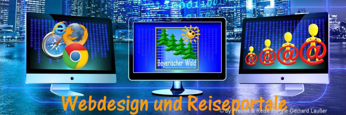 Laußer Webdesign in Cham Günstige Homepage Erstellung für Firmen und Vermieter