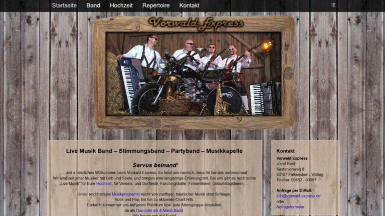 musik band oberpfalz partyband in Niederbayern hochzeitsband