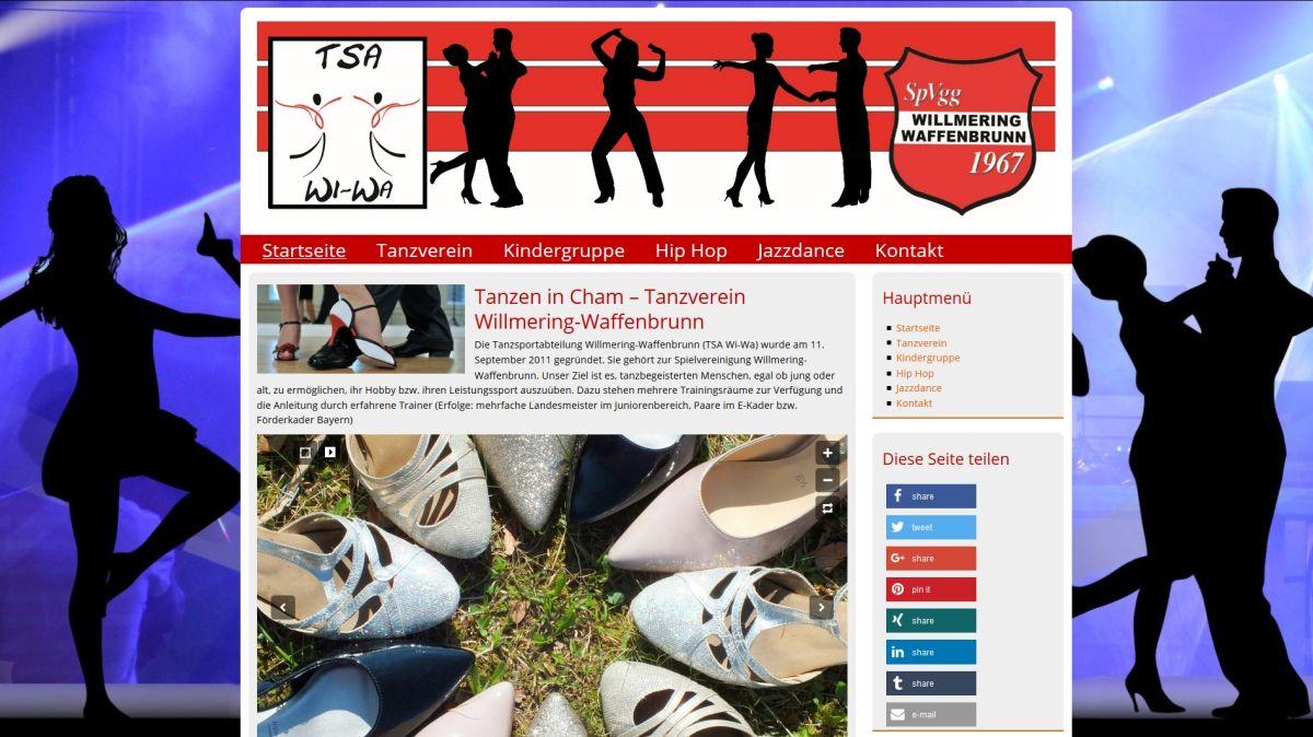 webdesign-tanzverein-homepages-erstellen-tanzschule-cham