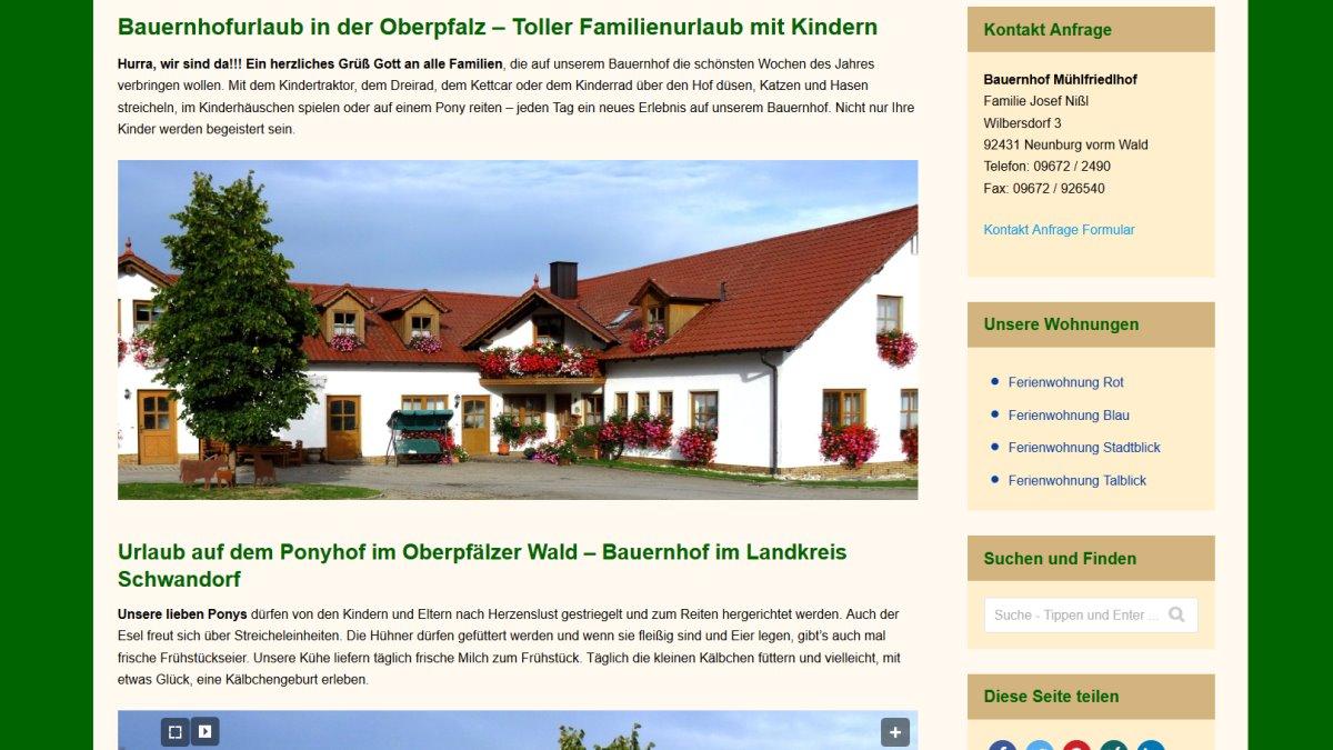 webseiten-erstellen-neunburg-schwandorf-ponyhof-oberpfalz