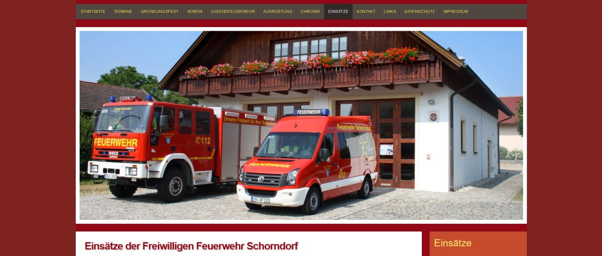 website-erstellen-feuerwehr-landkreis-cham-oberpfalz-schorndorf